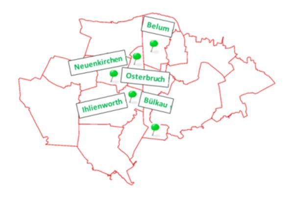 "Dorfregion ""Regional am Kanal"""