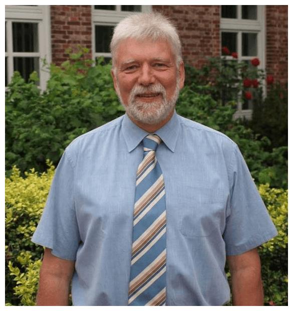 Bürgermeister Horst Christian Deck