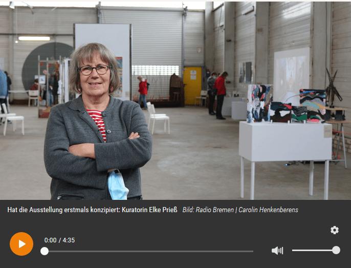 Wie ein Dorf bei Bremerhaven zum Kunst-Hotspot wurde | Bild & Bericht: Buten un Binnen
